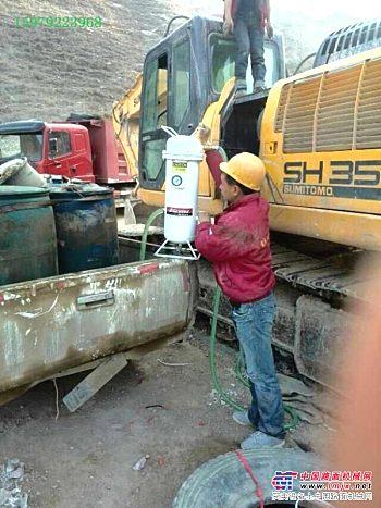 供应工程机械设备油液精滤膜过滤机