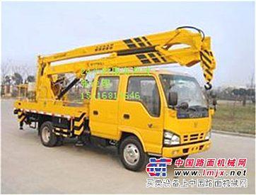 出租上海崇明18米高空作业车