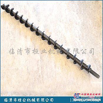 高效螺旋钻杆价格_高效螺旋钻杆厂家_供应高效螺旋钻杆