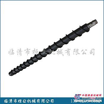 地质螺旋钻杆价格_地质螺旋钻杆厂家_供应地质螺旋钻杆