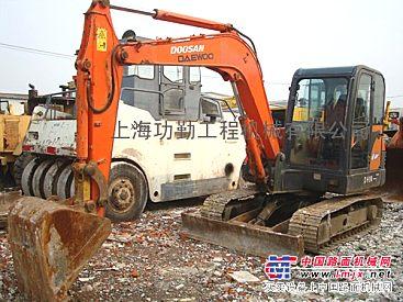 二手斗山60挖掘机个人出售