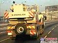 中联重科QY30V起重机在香港公路行走