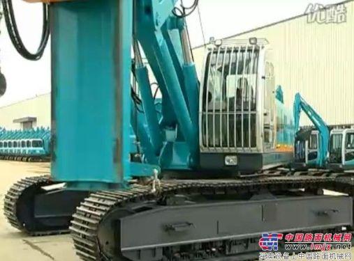 山河智能SWDM旋挖钻机打造桩工机械精品