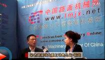 欧盟技术引领铲运机行业—湖南瑞龙重工科技有限公司销售总监雷霆