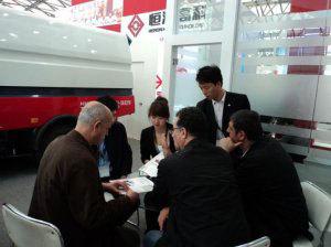 2011上海国际环保展 恒润初露锋芒