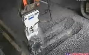 铣刨沥青路面施工视频