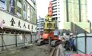 上海朗信打桩锤
