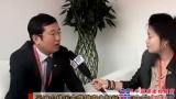 2011新疆展 中国路面机械网采访山推