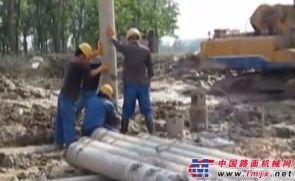 地下连续墙 地下连续墙 液压抓斗构建防渗墙