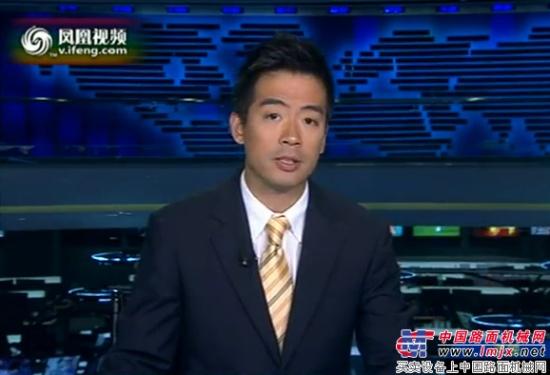 中联重科成功打造全球顶级履带式起重机