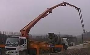 泵车 搅拌运输车合作