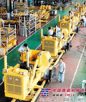 天津移山工程机械公司 科技占领市场