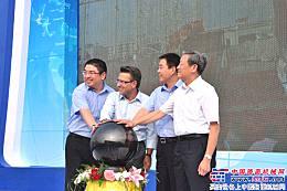 中联重科创混凝土泵车吉尼斯世界新纪录