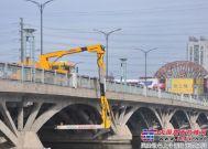 徐工20米臂架桥梁检测作业车试制成功