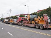 凯斯助阵中国人民解放军赴西藏开展震后重建工作