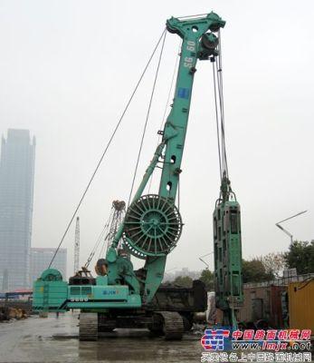 金泰SG抓斗服务南京世贸中心