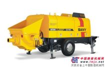 三一泵送服务纪实:拖泵篇