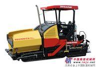 戴纳派克中国公司首台国产SD2500CS摊铺机下线仪式
