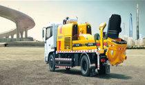 三一泵送产品服务纪实:车载泵篇