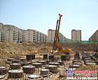 徐工旋挖钻机打开云南市场