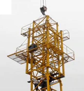 中联重科8吨塔吊安装三维动画