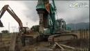 山河智能旋挖钻机在委内瑞拉中央电厂施工