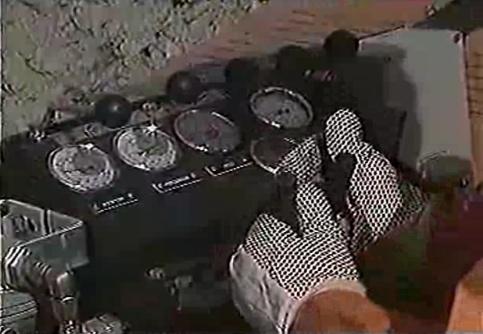 山特維克COMMANDO旋挖鉆機現場施工視頻