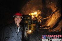 阿特拉斯•科普柯Boomer 353E凿岩台车助力锦屏水电站工程