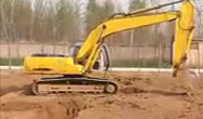 挖掘机教学培训视频之第三章操作