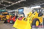 厦工盛装亮相第九届巴黎国际工程机械展