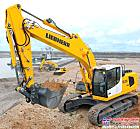 利勃海尔新型挖掘机在INTERMAT 2012闪亮登场
