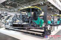 福格勒推出超级2100-3智能型摊铺机