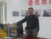 对话福建泉成机械有限公司副总经理庄志强先生