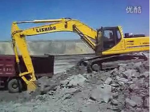 力士德内蒙煤矿施工