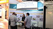 高远圣工参展2012年巴西国际路桥隧道建筑展