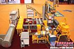 福建泉成机械参展2012新疆国际工程机械展览会