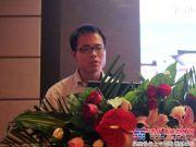 """中集凌宇搅拌车闪亮""""河南省2012年LNG推广会"""""""