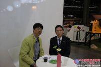 厦工阔步迈向国际化—对话厦工集团海外部部长:叶建华