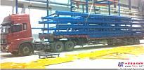 中建机械挺进温州用产品品质彰显威力