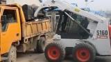 山猫S160工作视频
