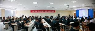 山东青少年研究所张华教授到山推作讲座