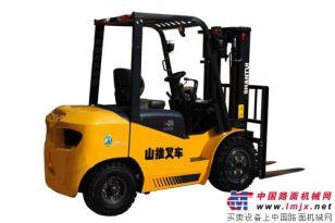山推叉车将亮相中国国际装备制造业博览会
