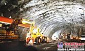 力士德挖掘机助力抽水蓄能电站建设