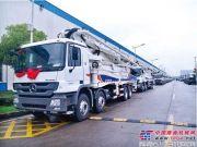 中联重科混凝土机械:2012收获季