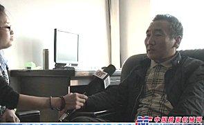 采访大连金弘基集团韩总