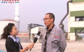 采访大连金弘基集团混凝土公司李经理