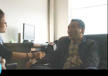 采访金弘基混凝土总经理韩邦友