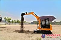 JCB小型挖掘机:小机器 大作为