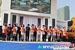 现代重工携全系列产品高调亮相2012上海宝马展