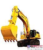 力士德76吨大型挖掘机闪耀宝马展